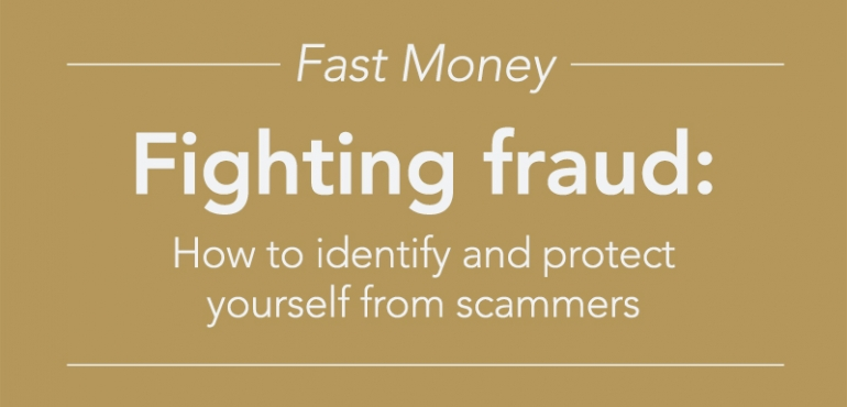 Fast Money Fighting fraud